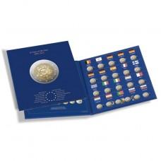 Album Numismatique pour pièces de monnaie 2 Euros 10 ans de l'euro