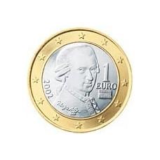 Autriche 1 EURO  2002