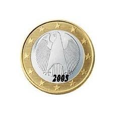 Allemagne 1 EURO  2005 Atelier D