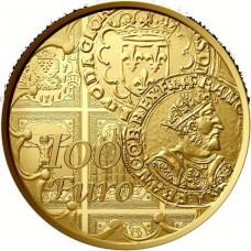 Semeuse 2016 - 100 euro OR BE