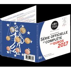 France 2016 - Coffret euro BU                        de la collection des Coffrets Brillant Universel