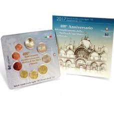 Italie 2017 - Coffret Euro BU