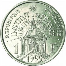 Un Franc Institut de France 1995