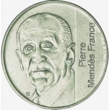 5 Francs Pierre Mendes France