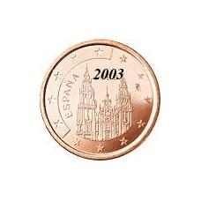 Espagne 1 Cent  2003