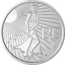 SEMEUSE 2008 - 15 EUROS ARGENT