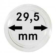 10 capsules pour pièces de 10 euros