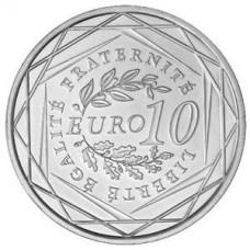 SEMEUSE 2009 - 10 EUROS ARGENT
