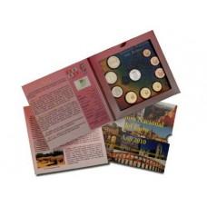 Espagne 2010 - Coffret euro BU Région Leon