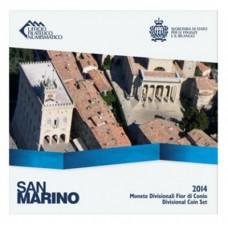 Saint Marin 2014 - Coffret euro BU